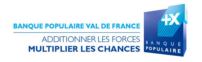 Banque poulaire Val de France partenaire d'Entreprendre au féminin Vienne